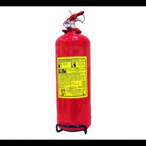 Прахов пожарогасител 2 кг. АВС