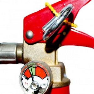 Заверка и сервиз на пожарогасители